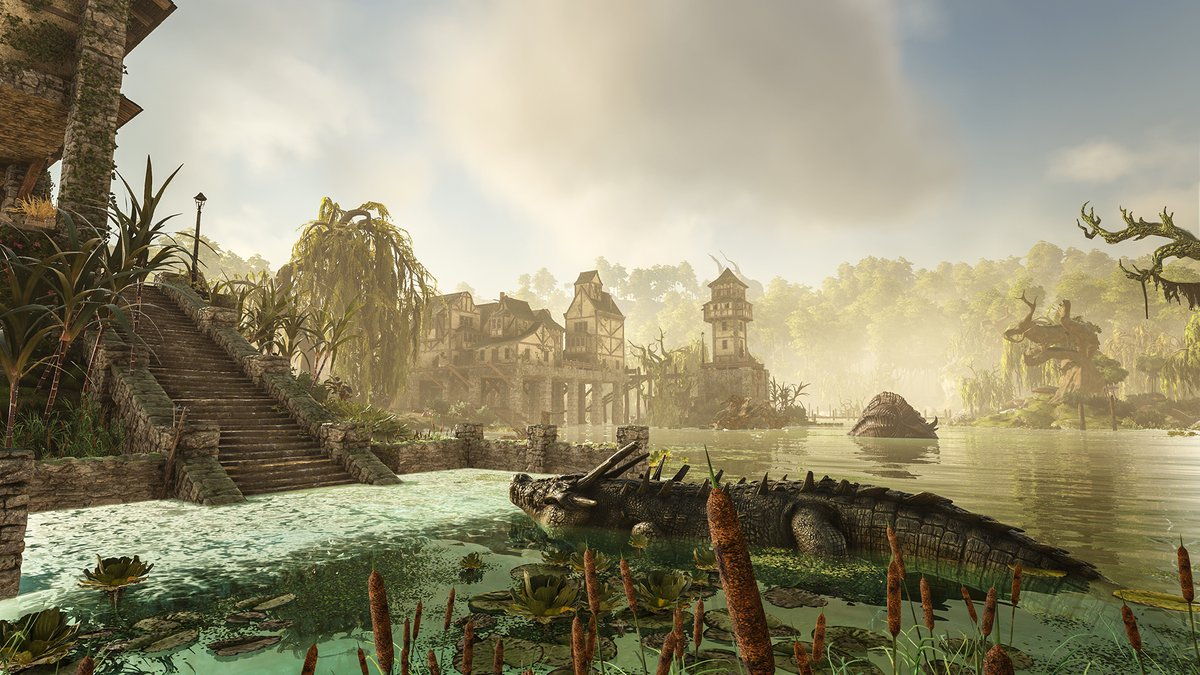 Atlas previews Blackwood, its upcoming standalone jungle map