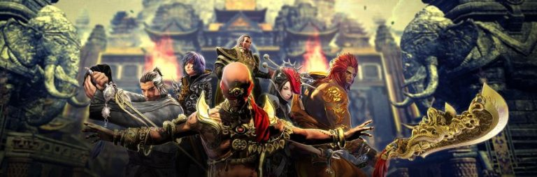 Blade & Soul's Empyrean Shadows patch is now live – here are the patch notes