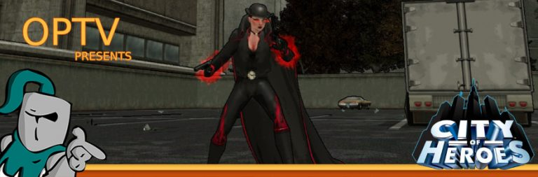 The Stream Team: MassivelyOP takes on City of Heroes!