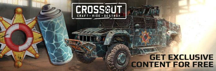 Grab a Crossout anniversary gift bundle code from Gaijin and