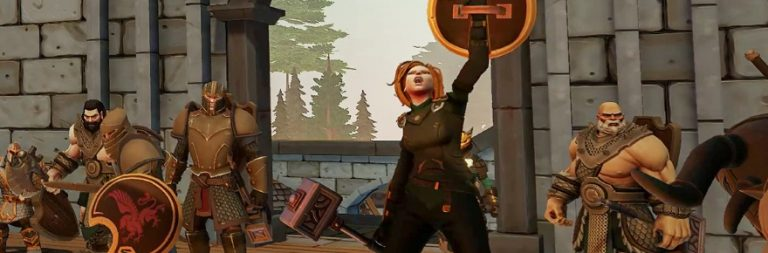Crowfall preps beta, raises another $12M from investors to bring total funding to $35M
