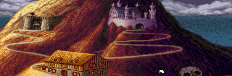 The Game Archaeologist: Sierra's Fates of Twinion and Ruins of Cawdor