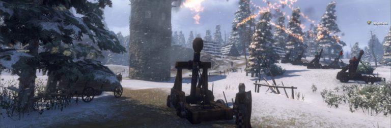 Gloria Victis expands warfare with new siege engines as combat sync improvements continue