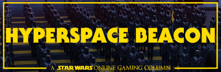Hyperspace Beacon: Thoughts on SWTOR's Dantooine Incursion update