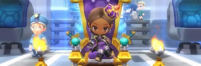 MapleStory 2's Guilded Glory update launches next week with