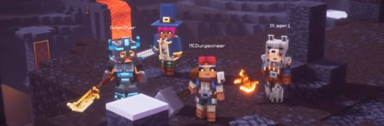 E3 2019: Minecraft Dungeons delays to 2020, drops new trailer