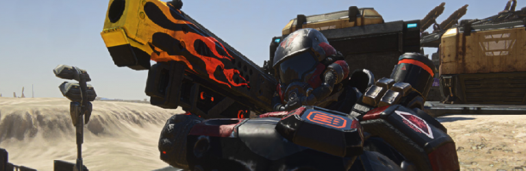 PlanetSide 2 celebrates summer with the return of squirt guns and water balloons