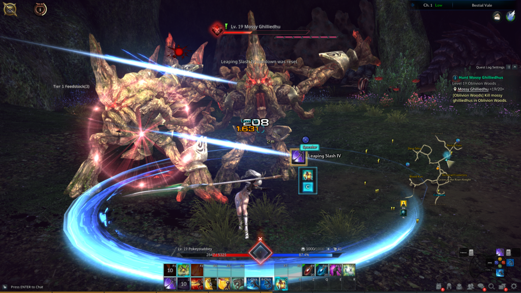 Choose My Adventure: Getting to the group stuff in TERA | Massively