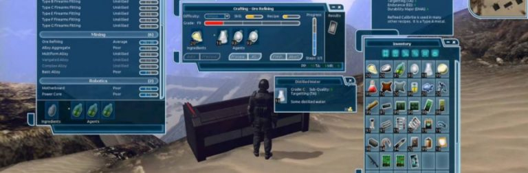 The Repopulation previews upcoming crafting-system overhaul in latest dev blo