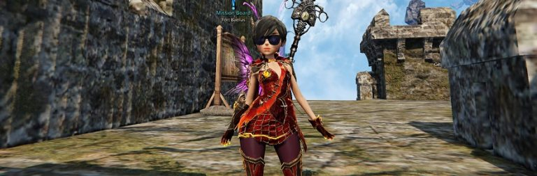 MMO Cartographer: Riders of Icarus is a very tame MMORPG