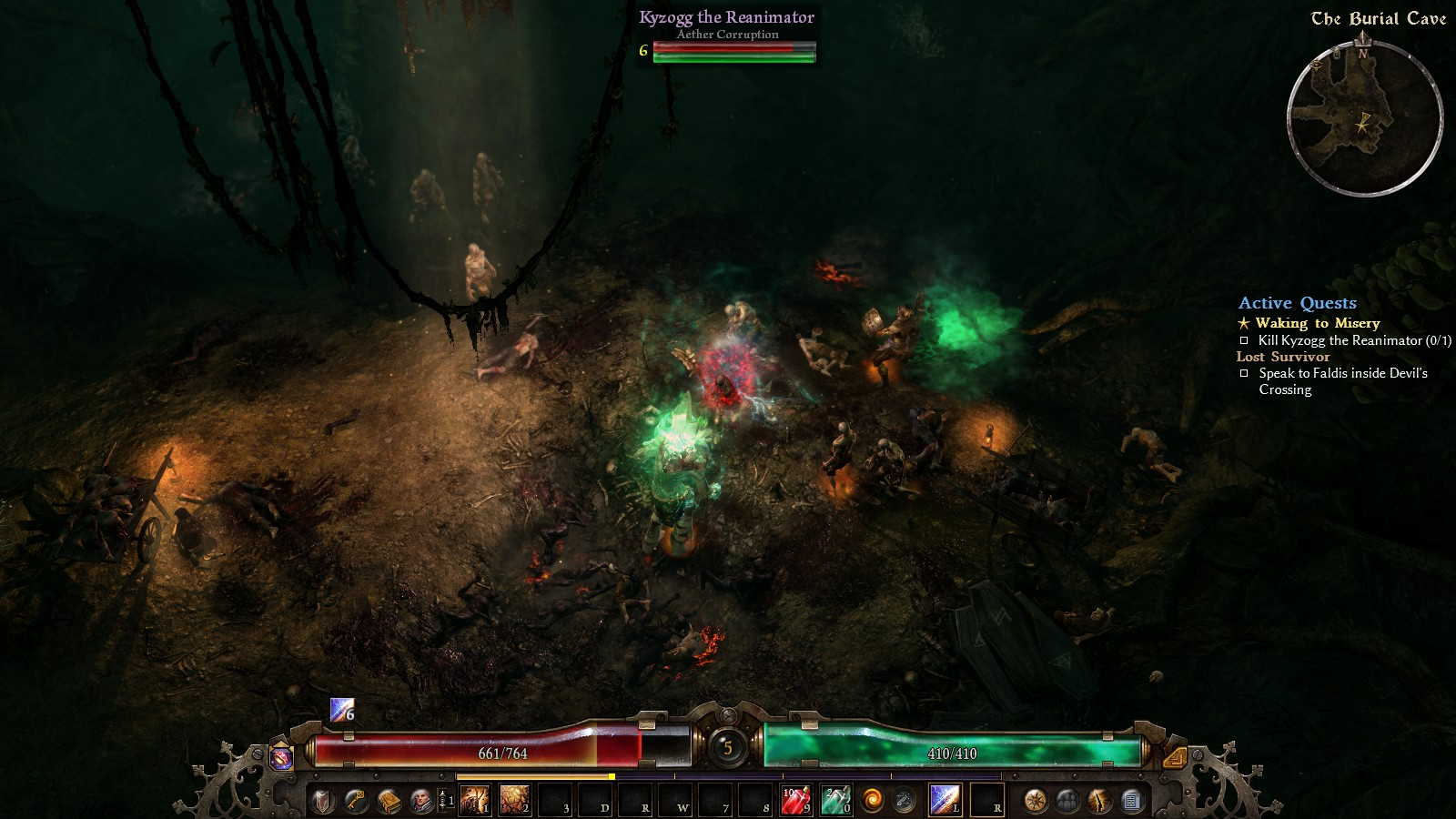Not So Massively: Jumping into Grim Dawn in 2019 | Massively