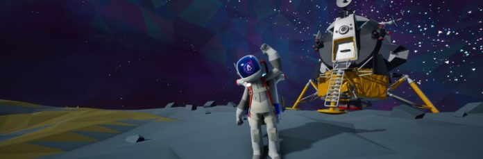 Astroneer honors the Apollo landing with the new Lunar