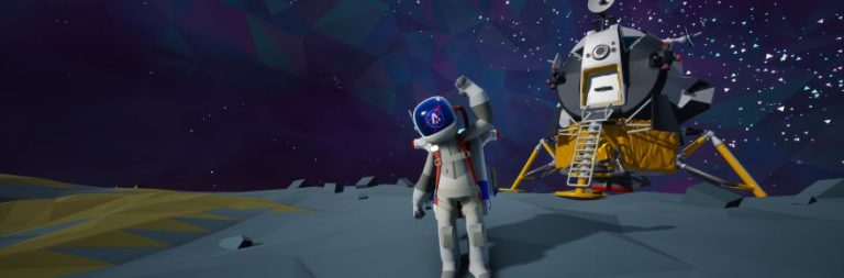 Astroneer honors the Apollo landing with the new Lunar update