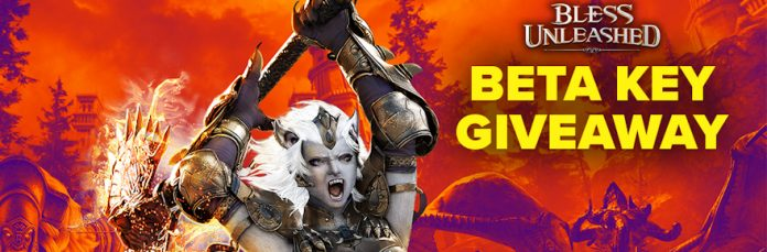 Grab a Bless Unleashed CBT4 key and test the game on Xbox