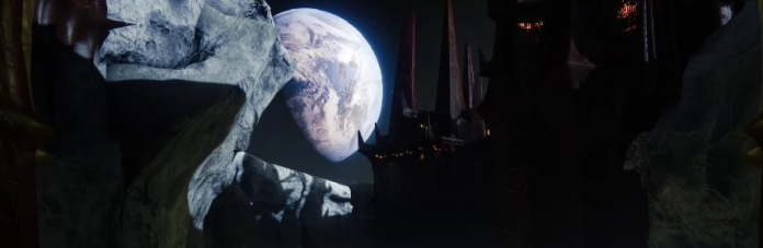 Destiny 2 flies you to the moon locations of Shadowkeep and