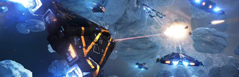 Expansion into the Witch Head Nebula is the next community goal for Elite: Dangerous players