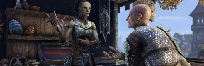 The Elder Scrolls Online is changing Undaunted Keys, guild trader