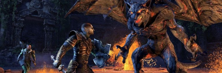The Elder Scrolls Online's Scalebreaker launches August 12 – check out the QuakeCon 2019 roadmap