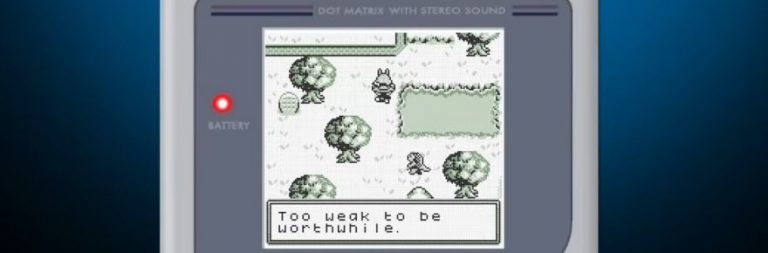 Check out this fan-made version of Final Fantasy XI… for the GameBoy