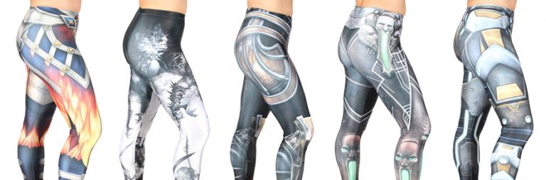 Guild Wars 2 has officially announced collab for armor-lookalike clothing line