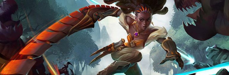 Heroes of the Storm introduces its second original character with Qhira