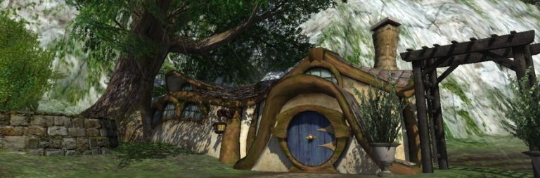 Lord of the Rings Online returned to service last night, with fresh outages and lag