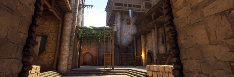 Mordhau says it's now 'taking toxicity and racism seriously' plus adding more maps and modes