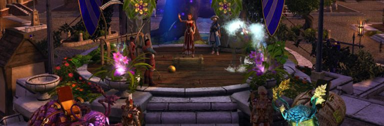 Neverwinter's Summer Festival launches tomorrow – bring your swimsuit and get ready to ride a snail