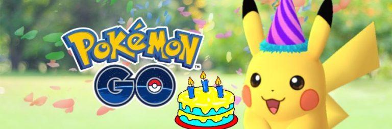 Massively on the Go: Pokemon Go's third anniversary report card