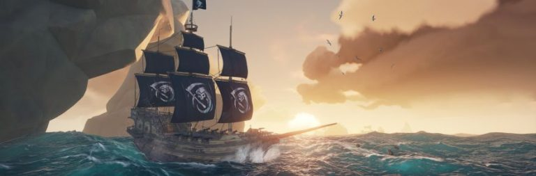 Sea of Thieves patches in Black Powder Runs with its latest update