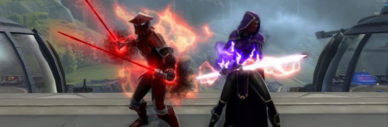 SWTOR offers rewards and a mount for Onslaught expansion testers