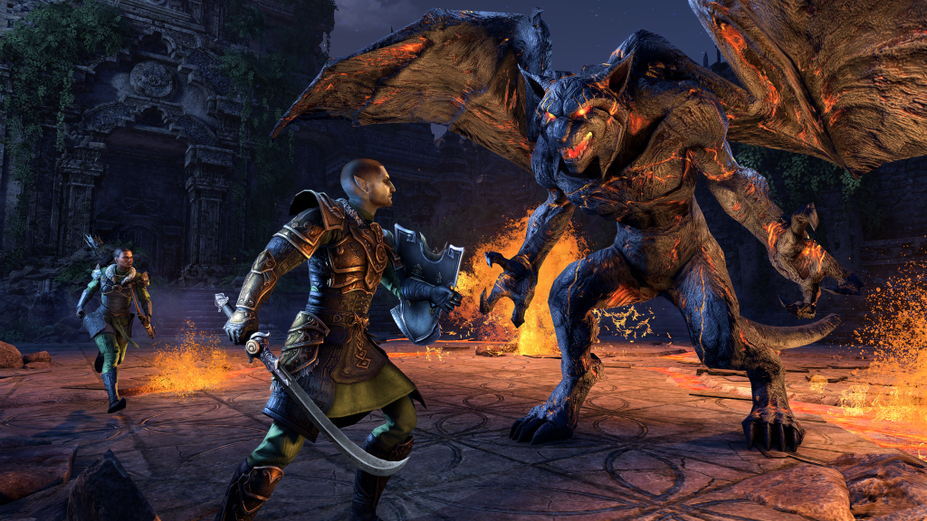 First impressions of Elder Scrolls Online's Moongrave Fane