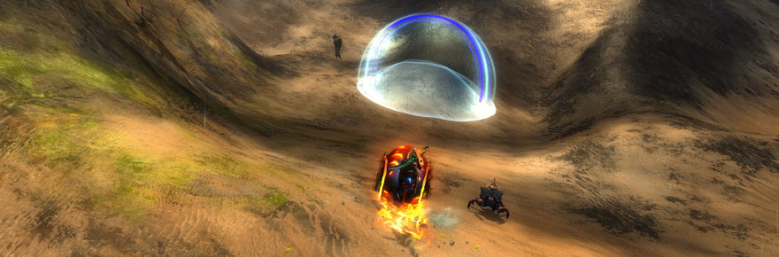 Fight or Kite: Guild Wars 2's best PvP mode isn't what you