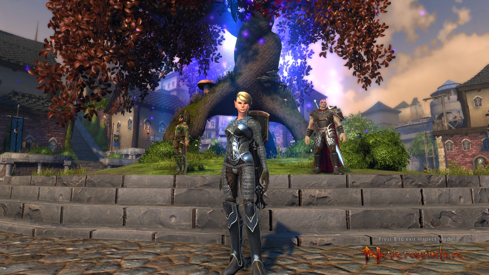 Neverwinter Best Class 2020.Hands On Neverwinter Post Uprising Is A Mixed Bag For