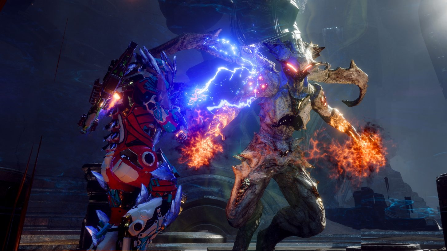 Anthem just stealth-launched the massive Cataclysm update