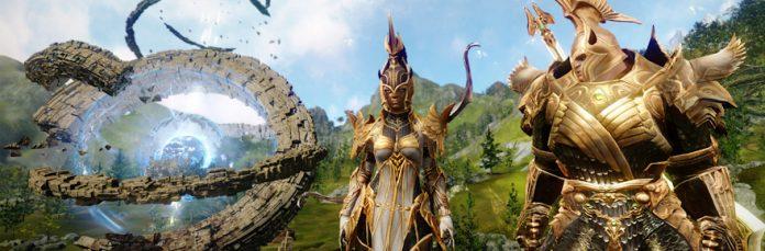 Gamigo's ArcheAge Unchained stream explores the Steam launch