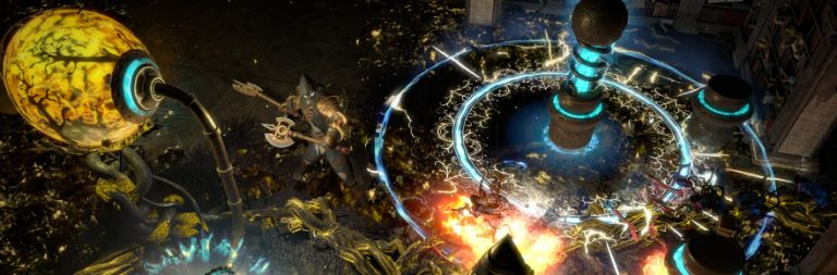 Path of Exile explains the Atlas changes coming in Conquerors of the Atlas