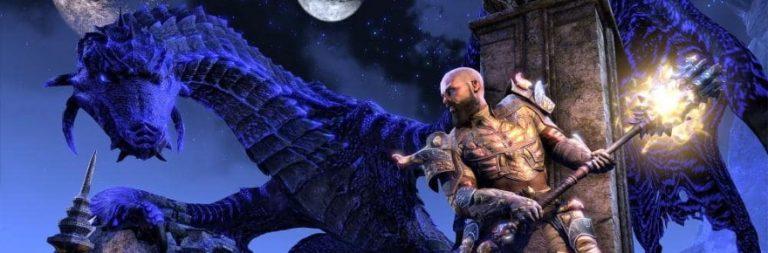 Elder Scrolls Online's Elsweyr soundtrack and dragon dungeon walkthrough