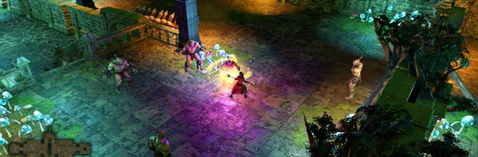 Legends of Aria hits Steam early access today with the PvP patch, a