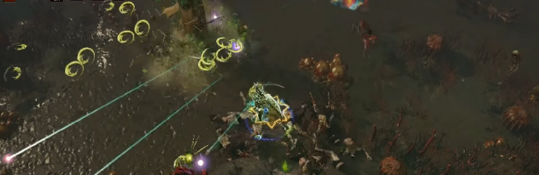 Path of Exile previews new Poison Assassin attacks and Mine skills coming with the Blight League