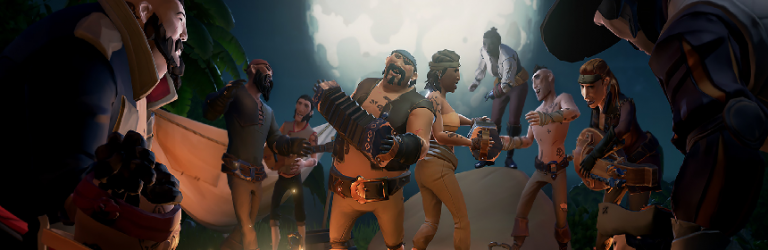 Sea of Thieves offers apologies and compensation for last weekend's dataloss