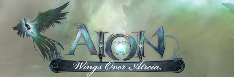 Wings Over Atreia: Aion would make a better TV show than it does a game