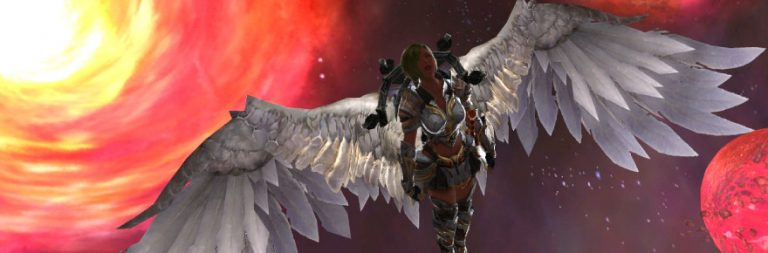 Aion EU adds a PvPvE battlefield, a new dungeon, and new gear in the Prison of Time update