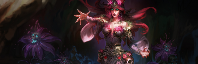 Persephone, Goddess of the Underworld, is added to the SMITE pantheon