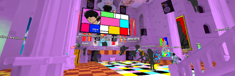 Step in to The Club, an insane browser MMO from one of The Stanley Parable developers