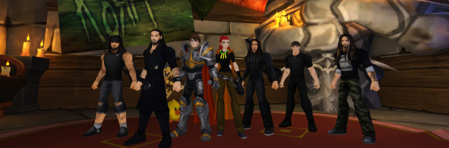 Why I Play: AdventureQuest 3D's Korn concerts and crazy puns