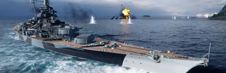 World of Warships: Legends sails out of early access and in to full release today