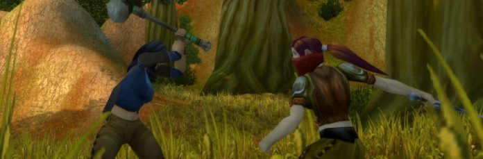 World of Warcraft: Classic is opening up free character
