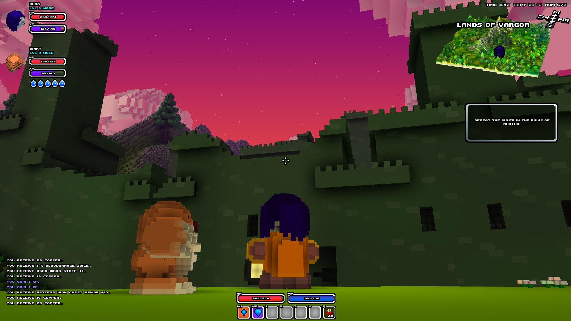 multiple colors fast delivery new release Cube World 1 | Massively Overpowered