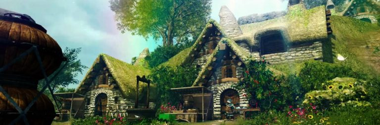 Buy-to-play ArcheAge Unchained is officially live today with the Shadows Revealed update